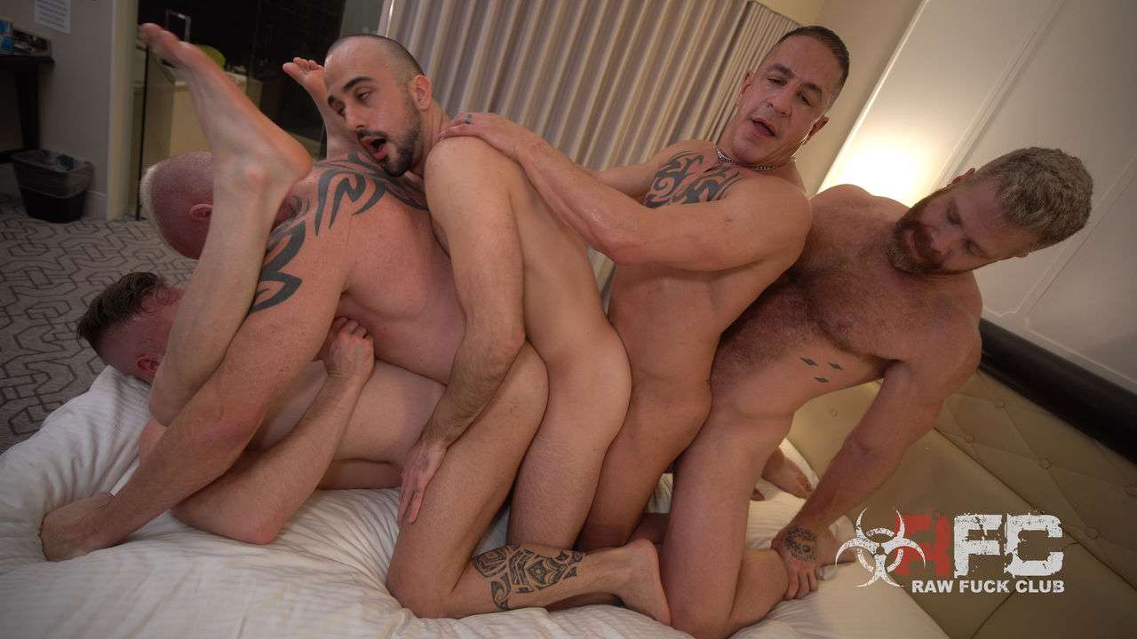 Gay Marriage Orgy, Part 2