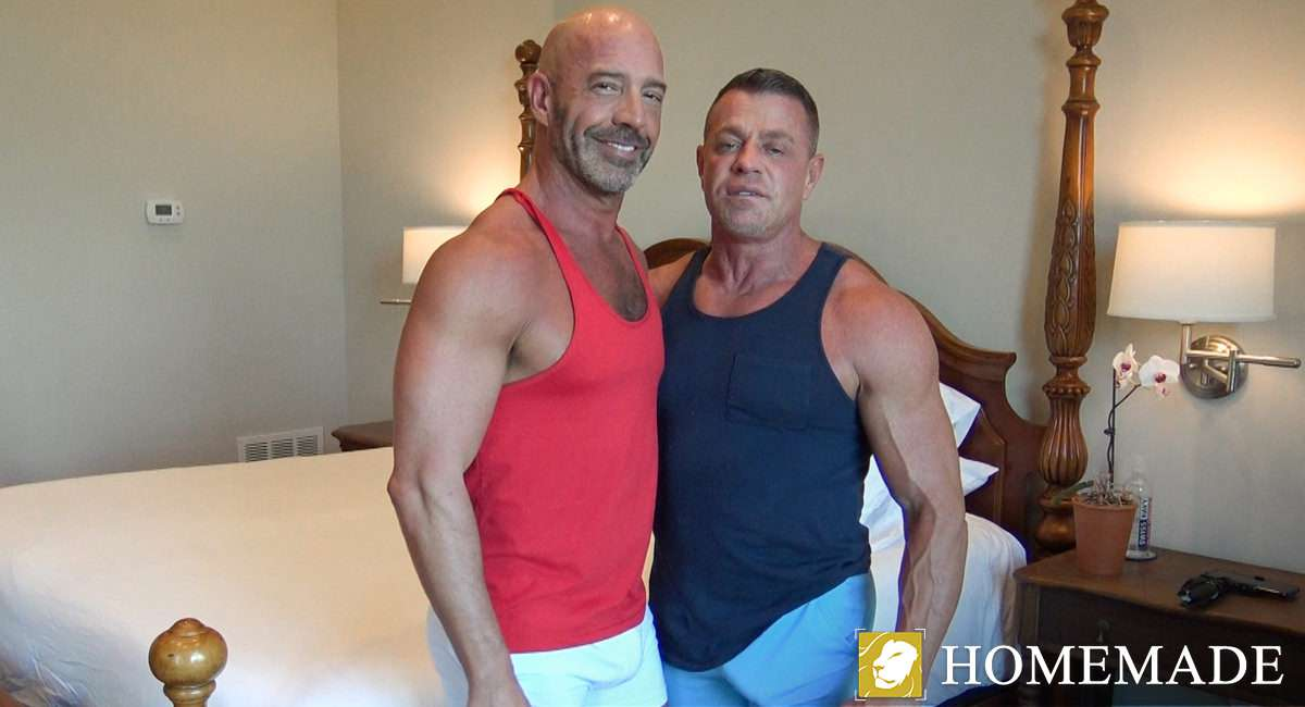 Big Dicked Muscle Daddies – Tyler Saint & Ace Banner