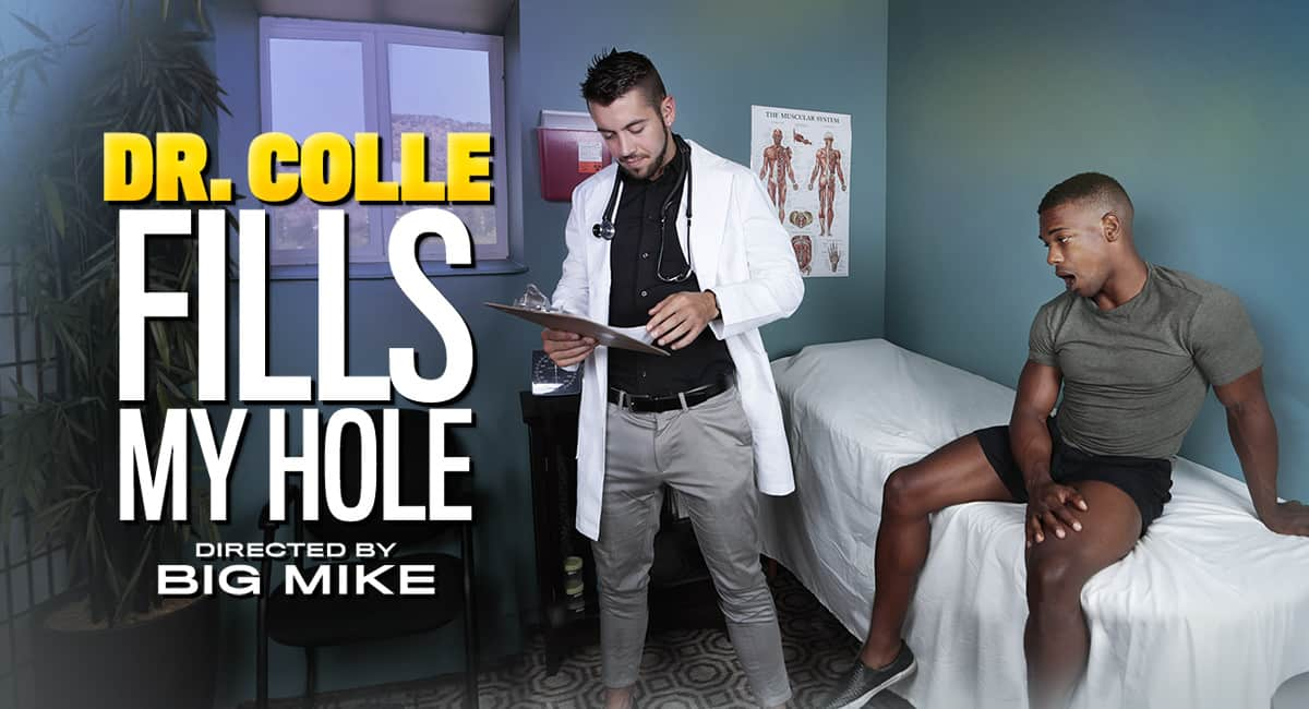 Dr. Colle Fills My Hole – Dante Colle & Adrian Hart
