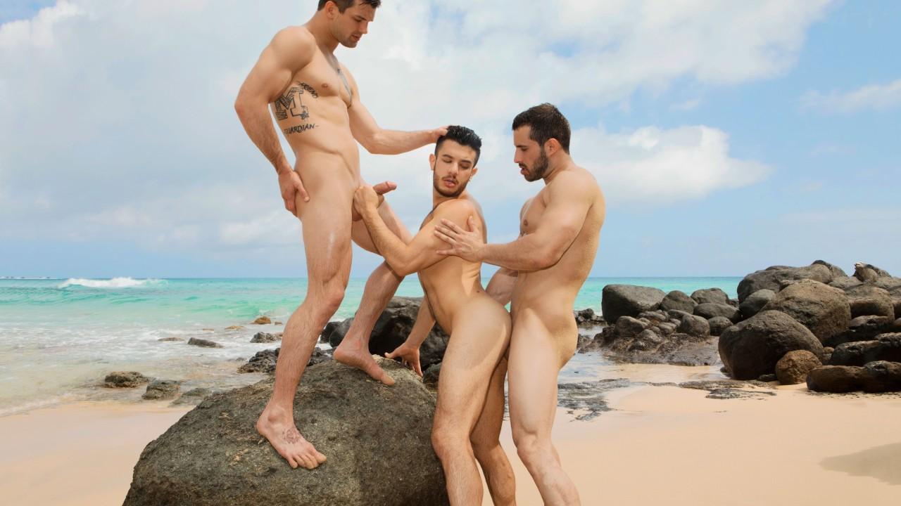 Puerto Rico, Day 2 – Manny, Brysen & Randy