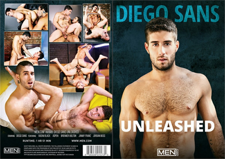 Diego Sans, Unleashed