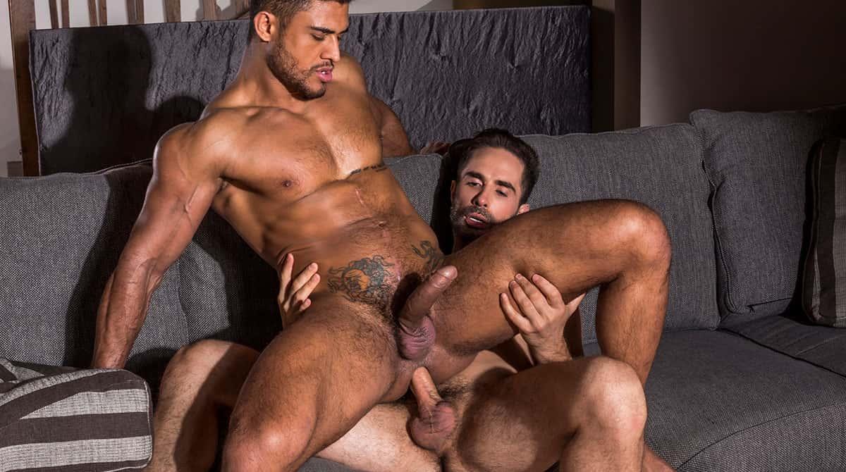 Hot As Fuck, Scene 2 – Diego Lauzen & Michael Lucas