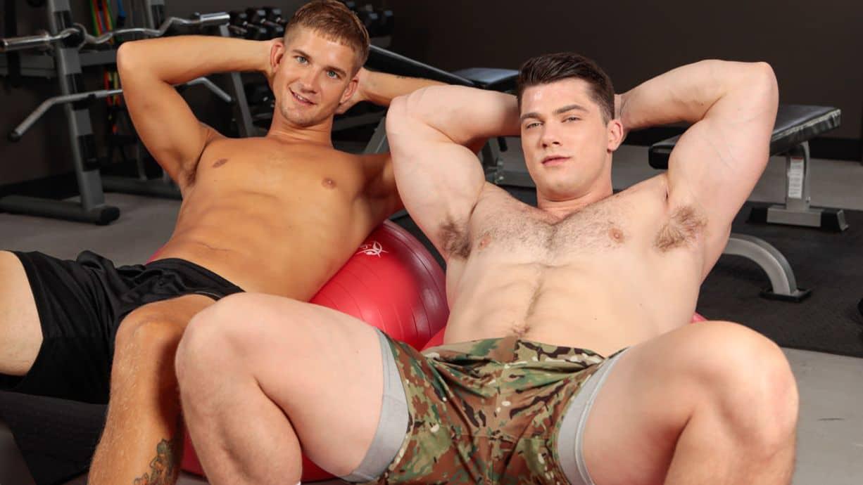 Collin's Muscle Study – Brandon Anderson & Collin Simpson