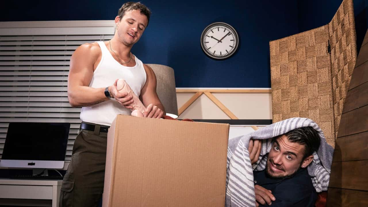 Moving Dick – Dante Colle & Nate Grimes