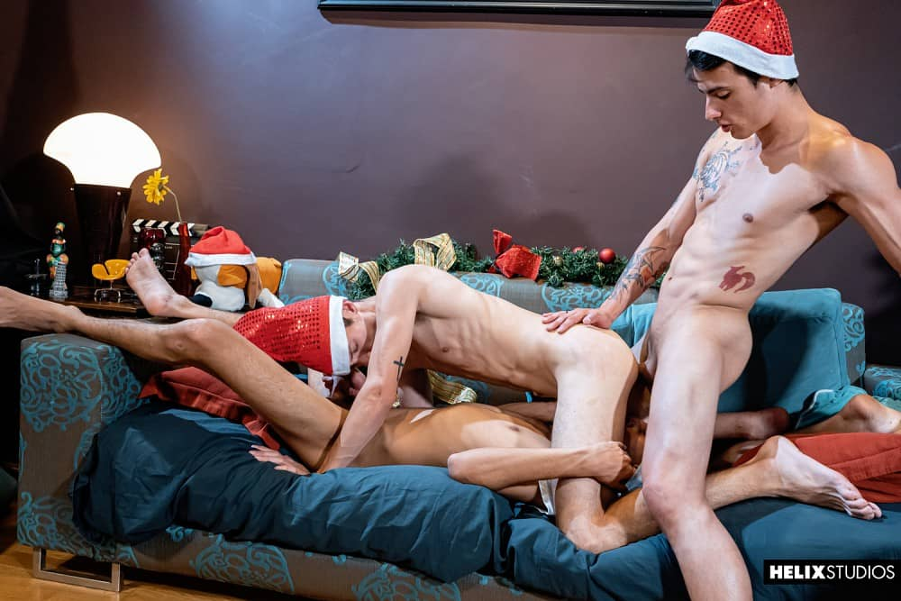 Red Hot Festivities Part 3, Santa's Gift – Daryl Briggs, Sly Conan and Tommy Ameal