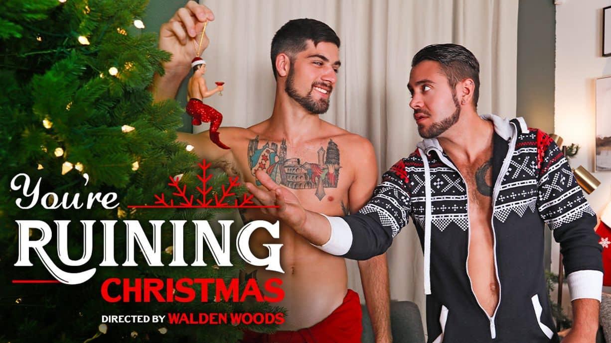 You're Ruining Christmas – Dante Colle & Leeroy Jones