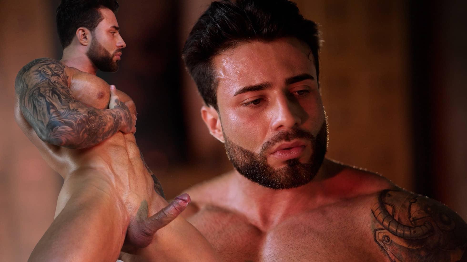 Naked Russian Bodybuilder 2, Maxim