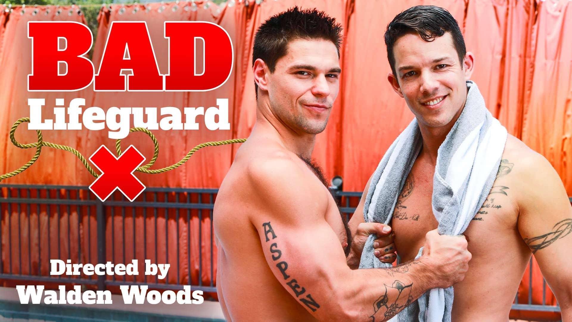 Bad Lifeguard – Aspen and Nic Sahara