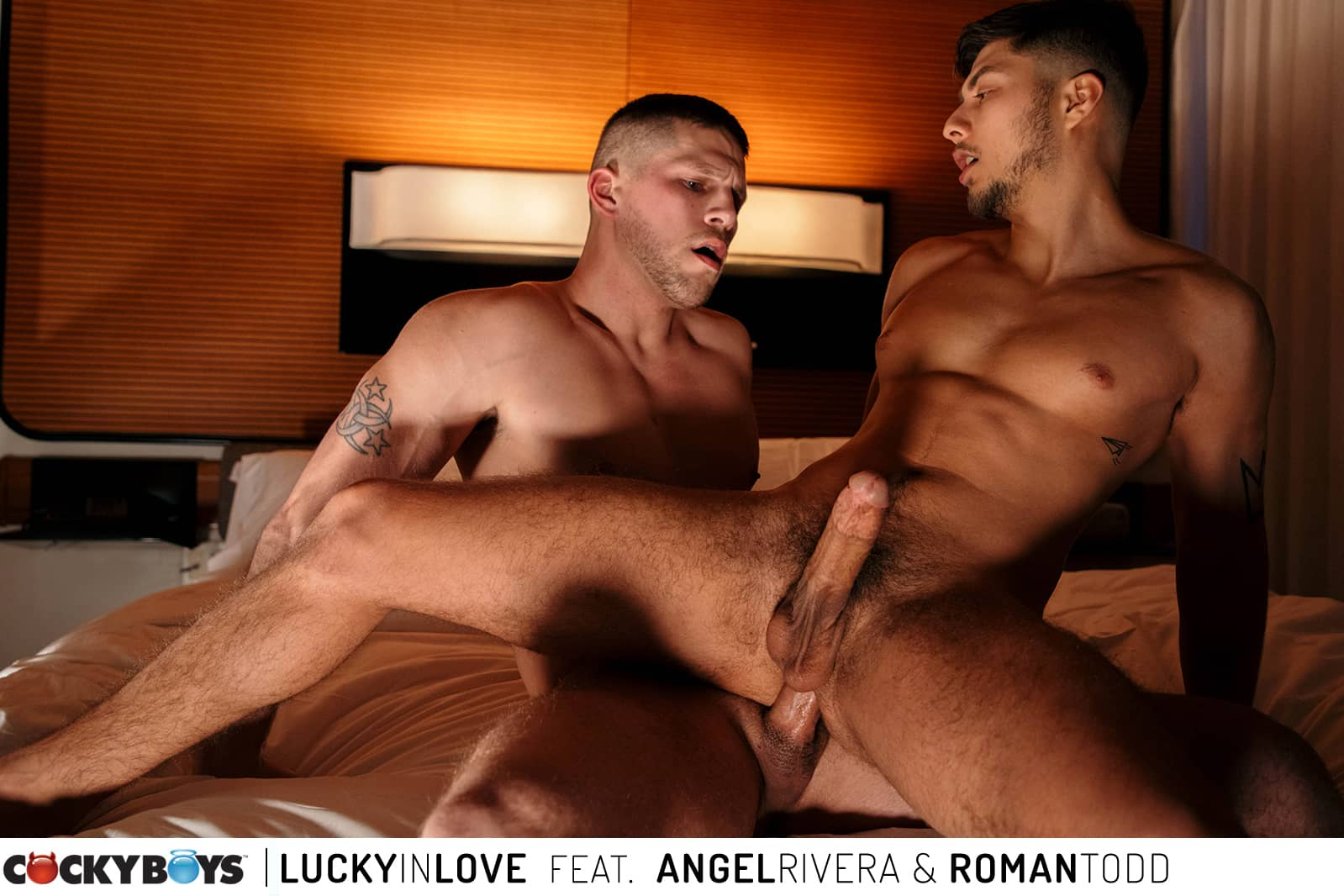 Lucky in Love – Angel Rivera and Roman Todd