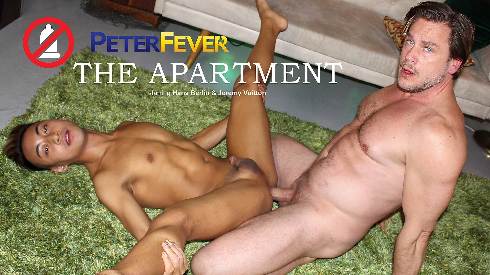 The Apartment, Hans Cums A-Knocking – Jeremy Vuitton and Hans Berlin