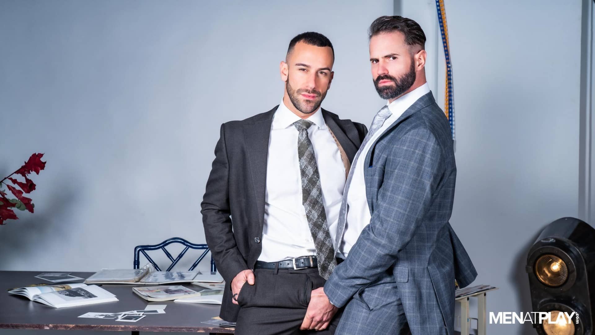Servicing The Boss – Dani Robles and Gustavo Cruz