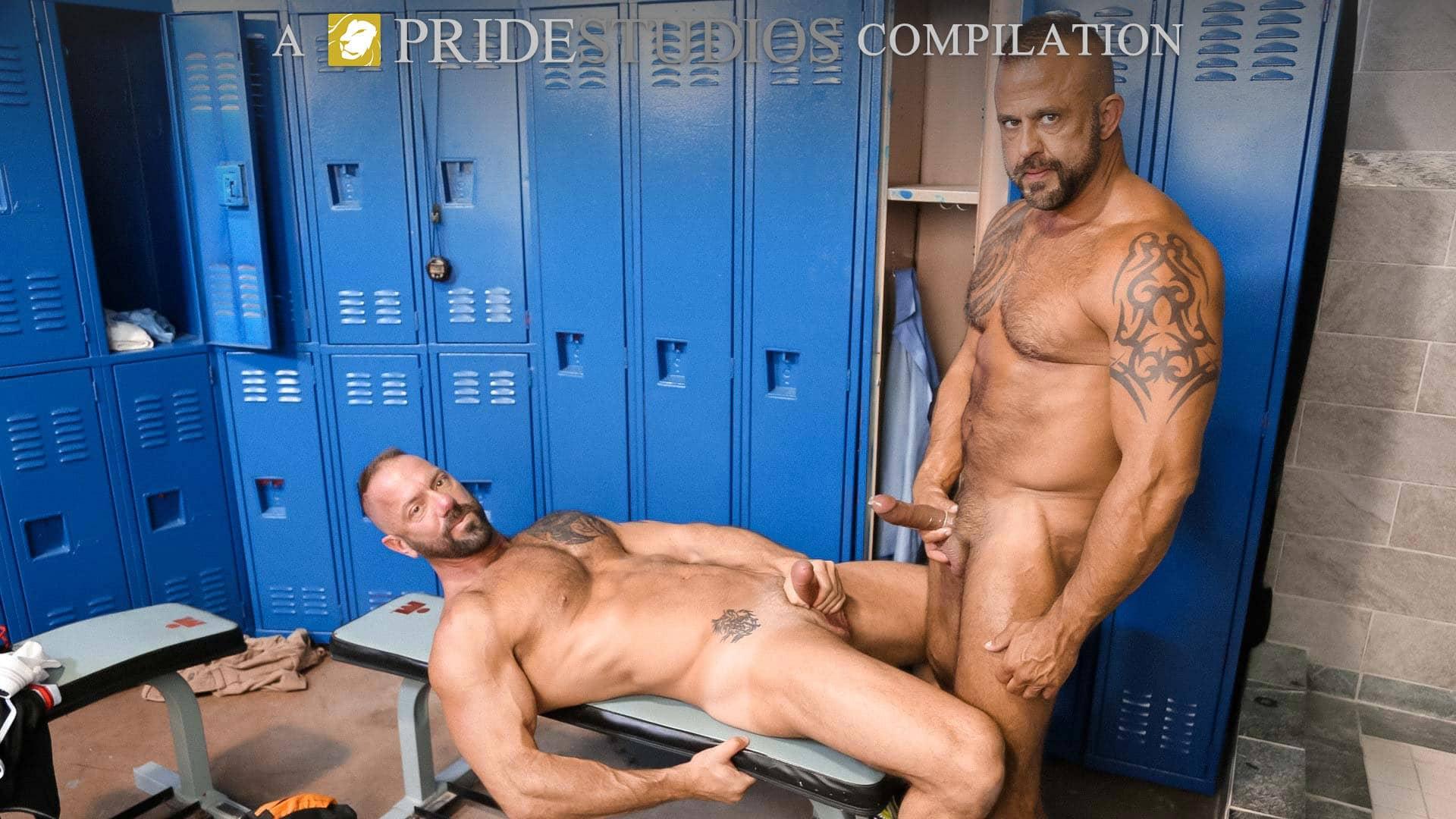 Big Muscled Men Compilation