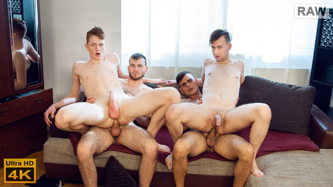 Wank Party 132, Part 2 RAW