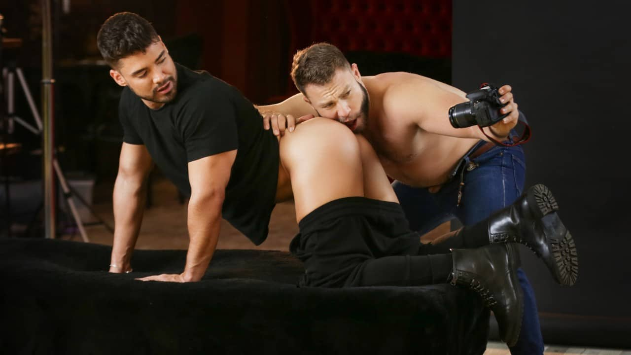 Cock Snap – Diego Reyes and Dann Grey