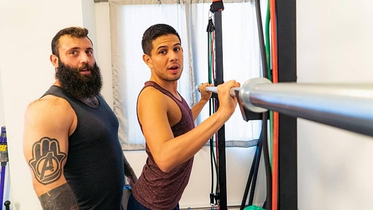 The Trainer, Part 3 – Alex Montenegro and Markus Kage
