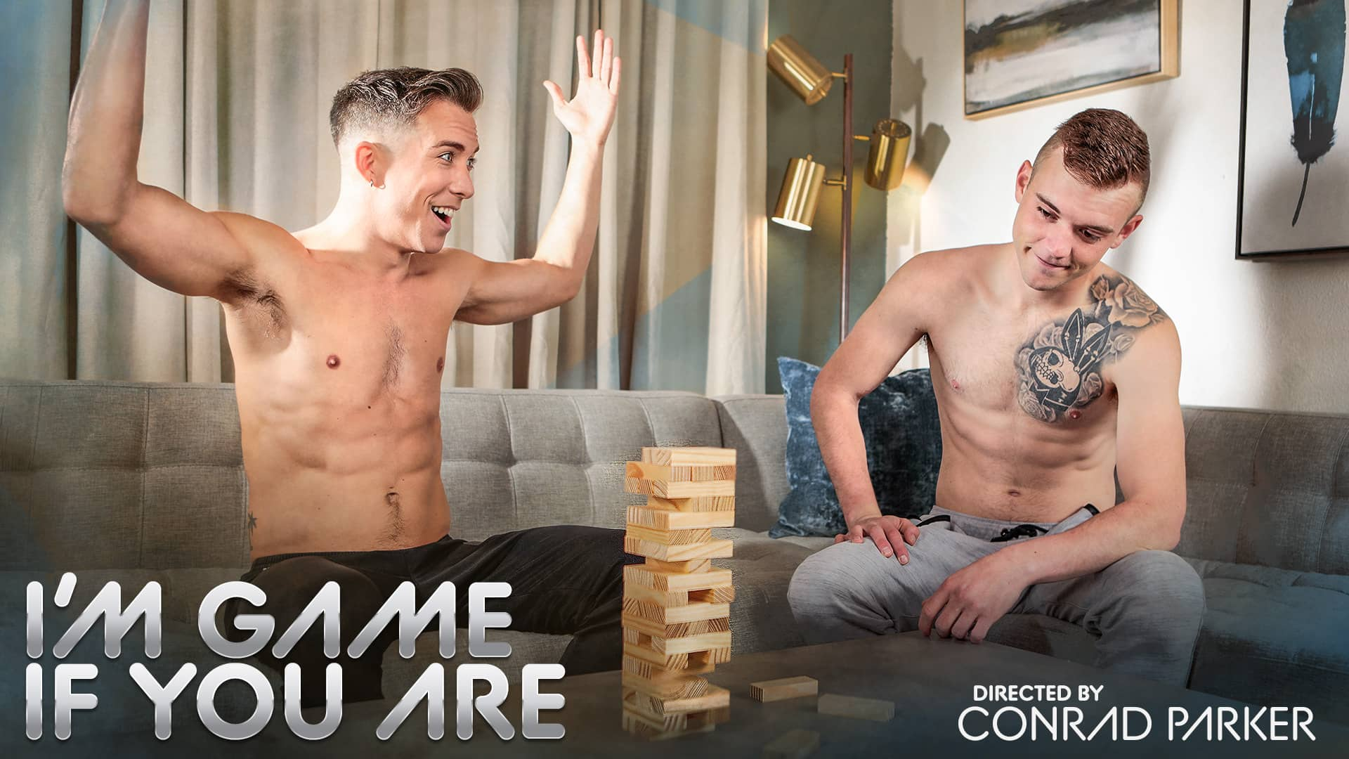 I'm Game If You Are – Scott Finn and Isaac Parker