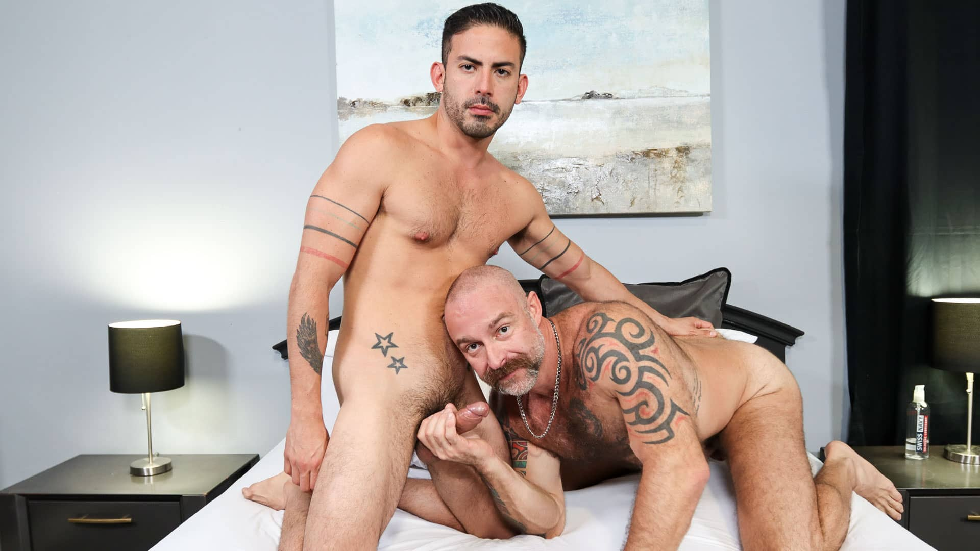 Sexually Evolved, Better With Age – Cesar Rossi and Musclebear Montreal