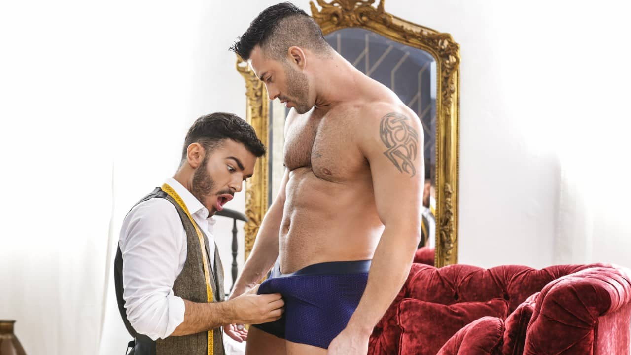 The Tailor and the Big Tail – Andy Star and Pol Prince