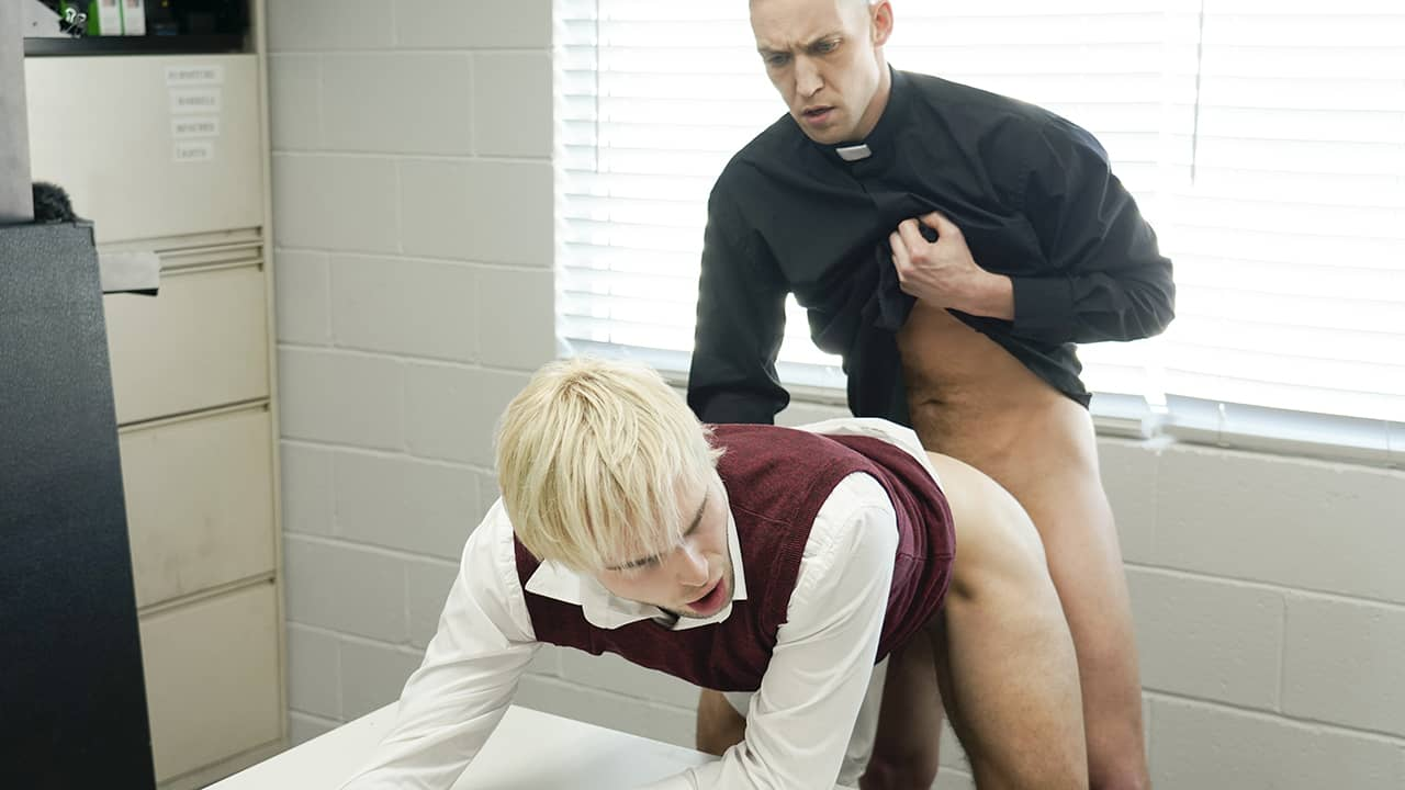 You Must Be Punished – Trent Marx and Ethan Sinns