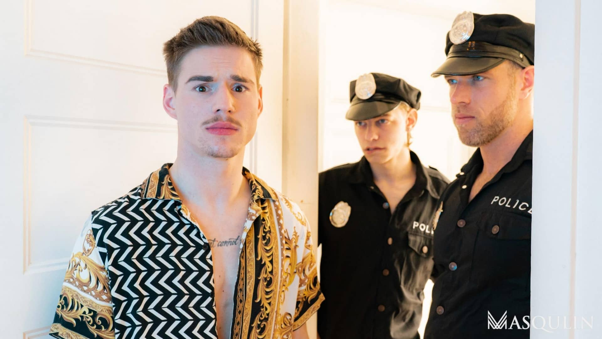 The Cops Want In, Part 1 – Alex Mecum, Leo Louis and Lev Ivankov