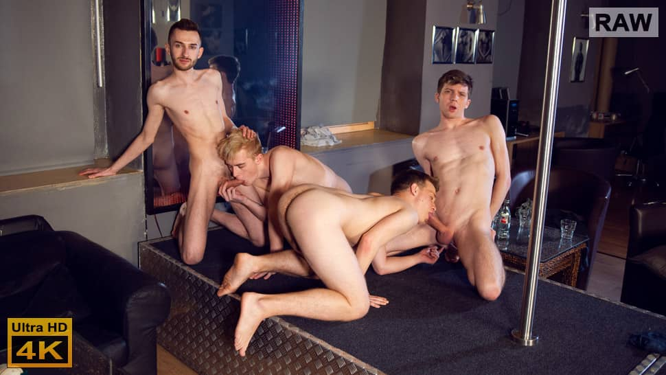 Wank Party 133, Part 2 RAW