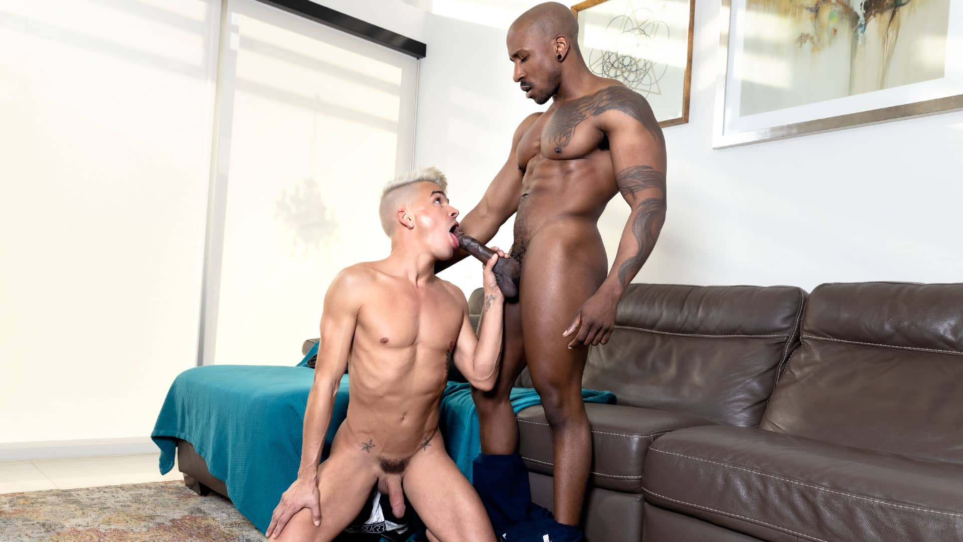 Work From Home, Scene 3 – Andy Taylor and Max Konnor