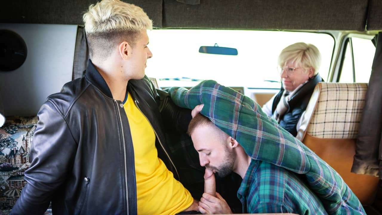 Family Trip Dick Slip – Malik Delgaty and Jeremy London