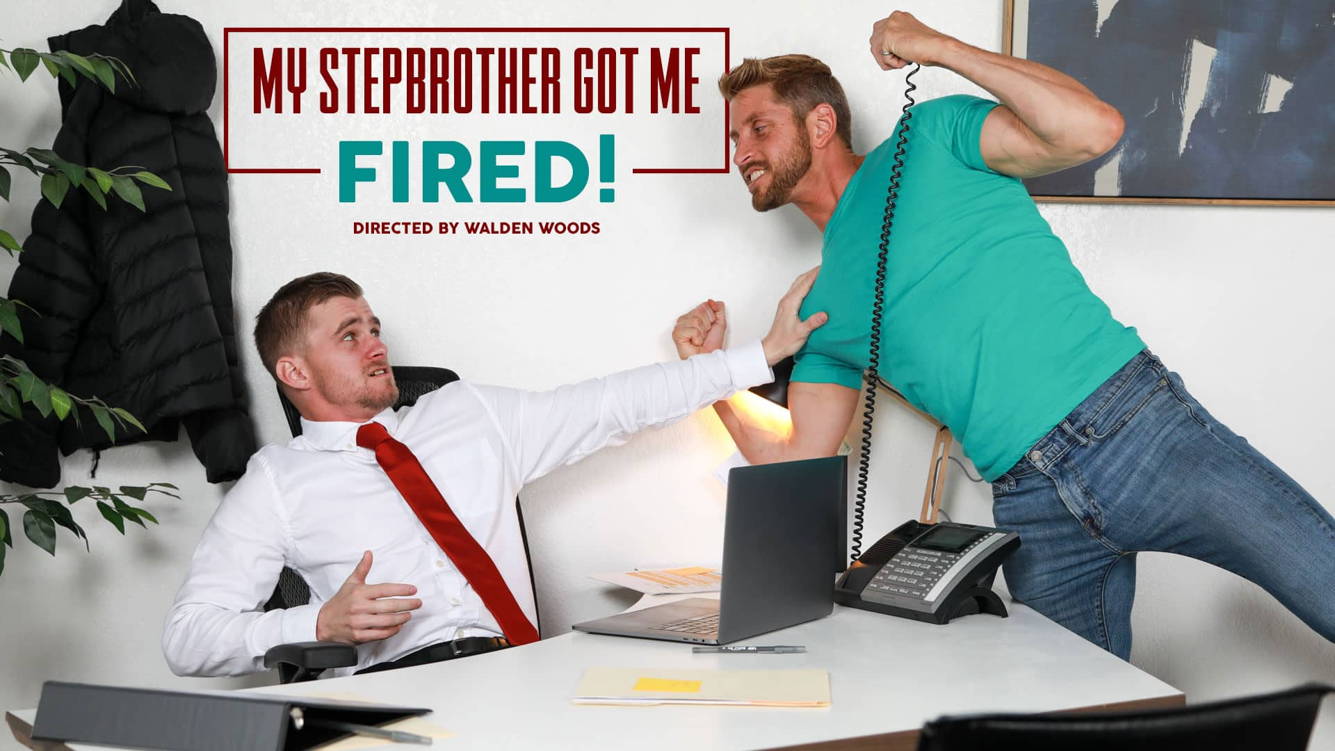 My Stepbrother Got Me Fired – Ryan Jordan and Johnny Ford