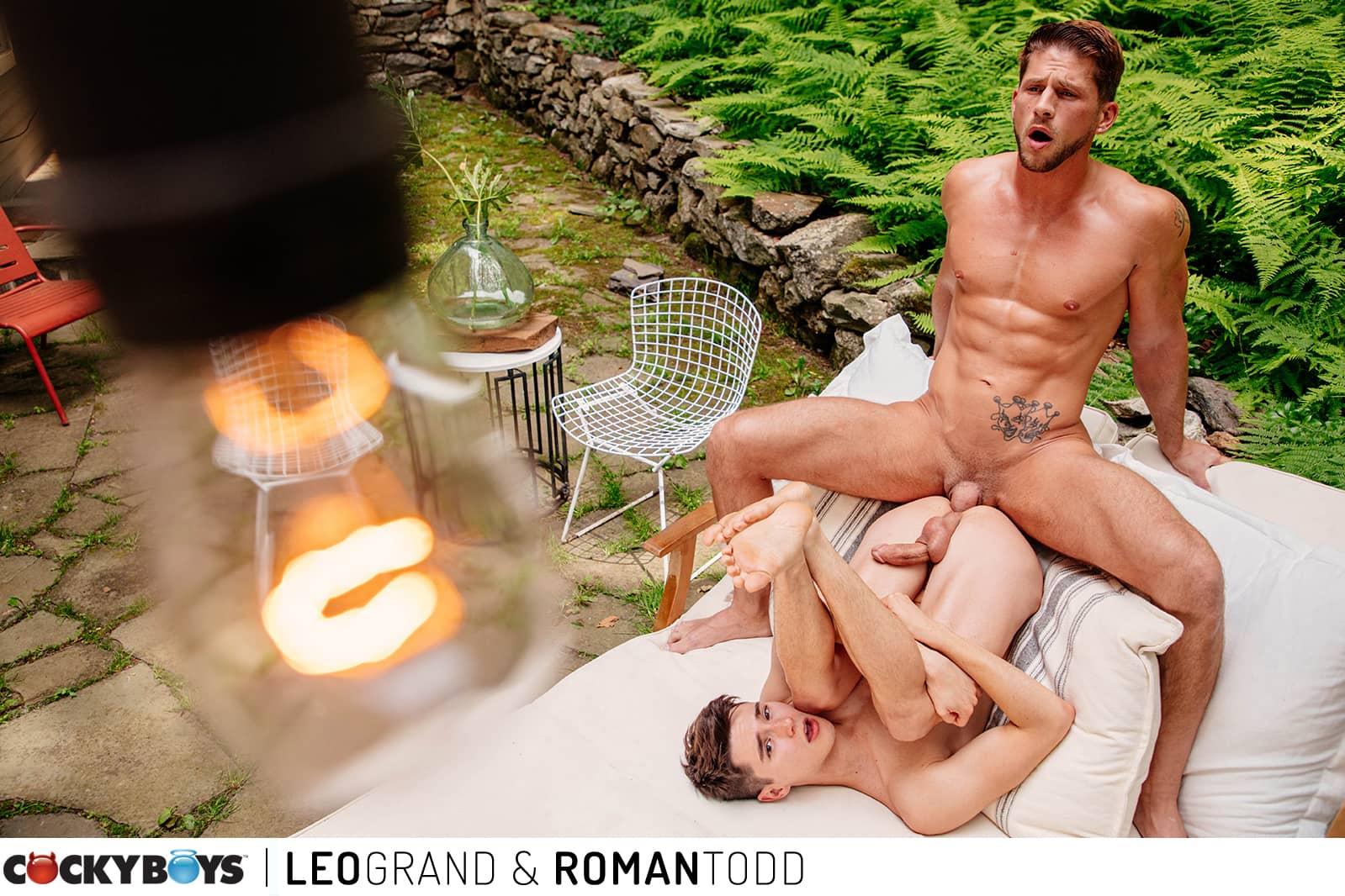 Leo Grand and Roman Todd