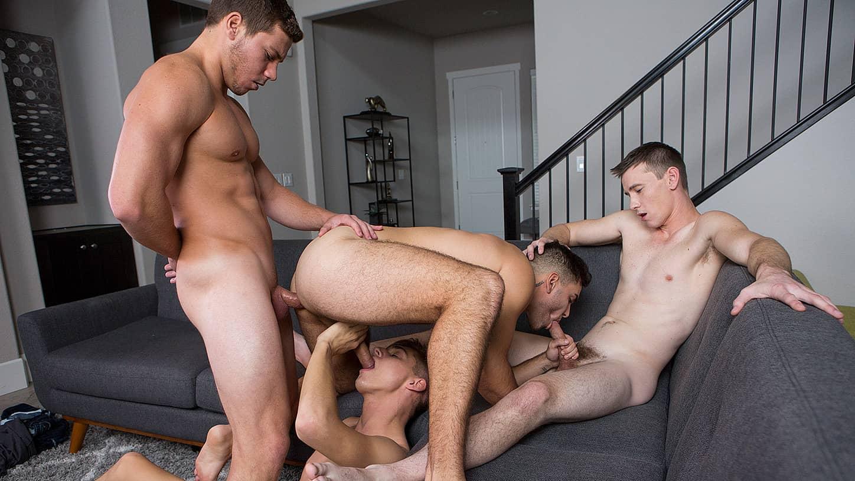Four Banger – Dane, Kyler, Rocky and Roman