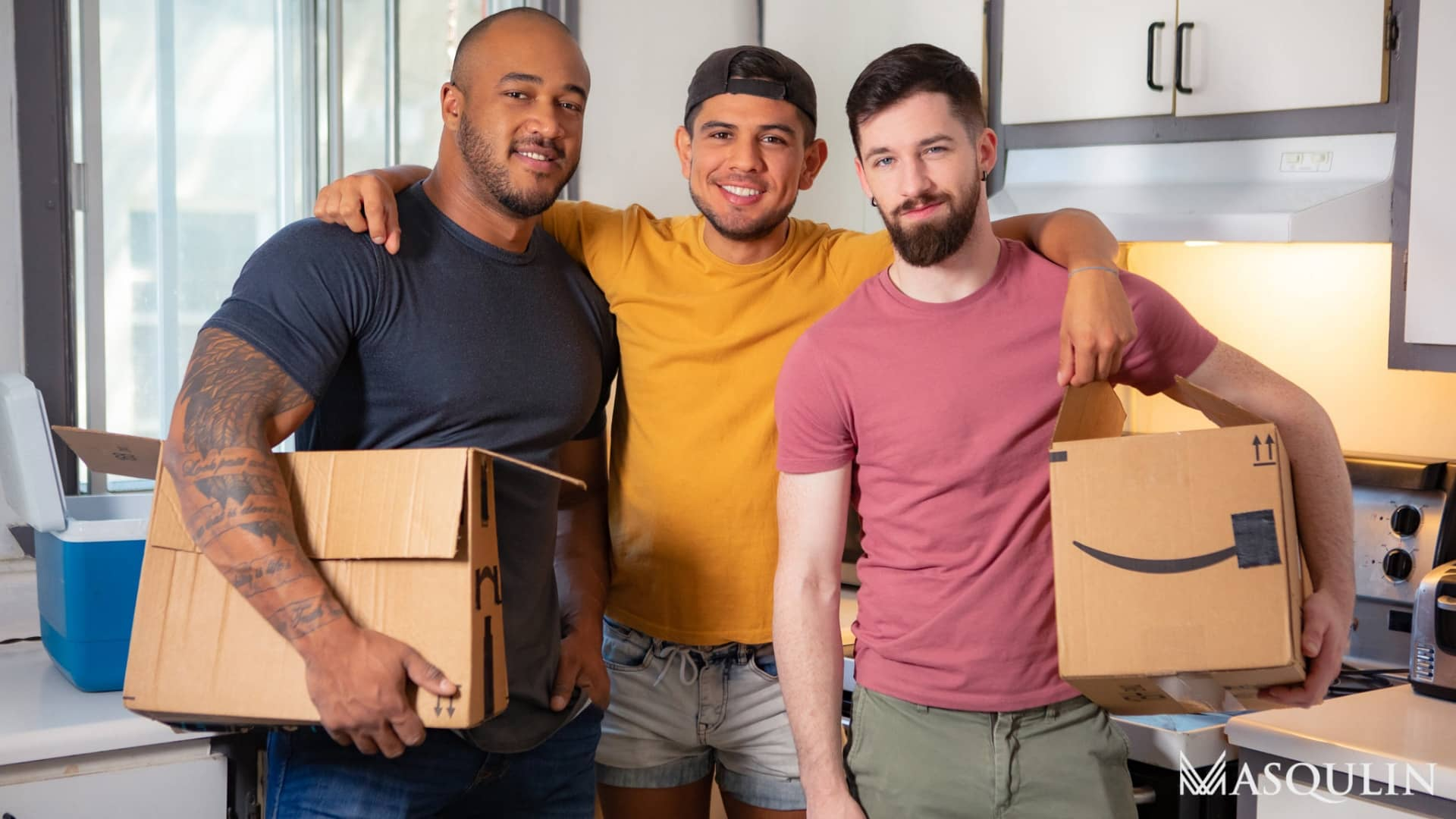 Moving Out – Jason Vario, Alex Montenegro and Thyle Knoxx