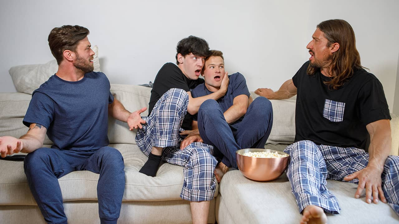 Movie Night Switch – Edward Terrant, Brent North, James Fox and Darenger