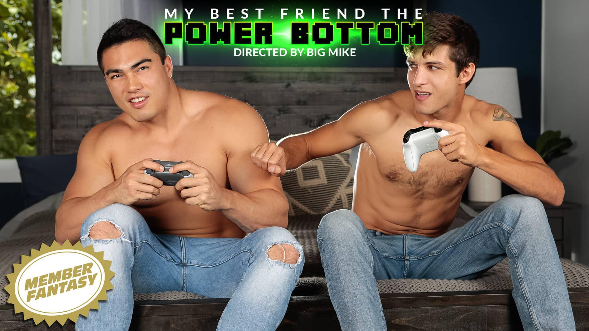 My Best Friend The Power Bottom, Member Fantasy – Axel Kane and Elliot Finn