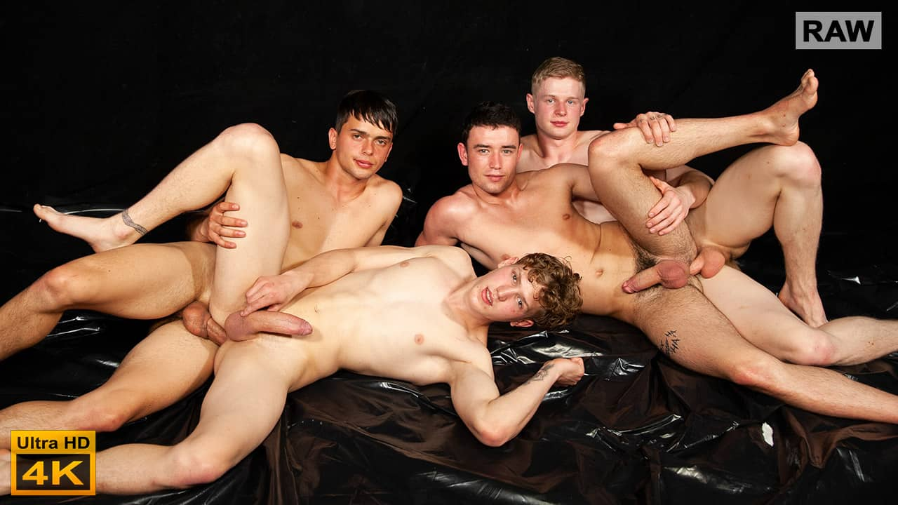 Wank Party 135, Part 2 RAW