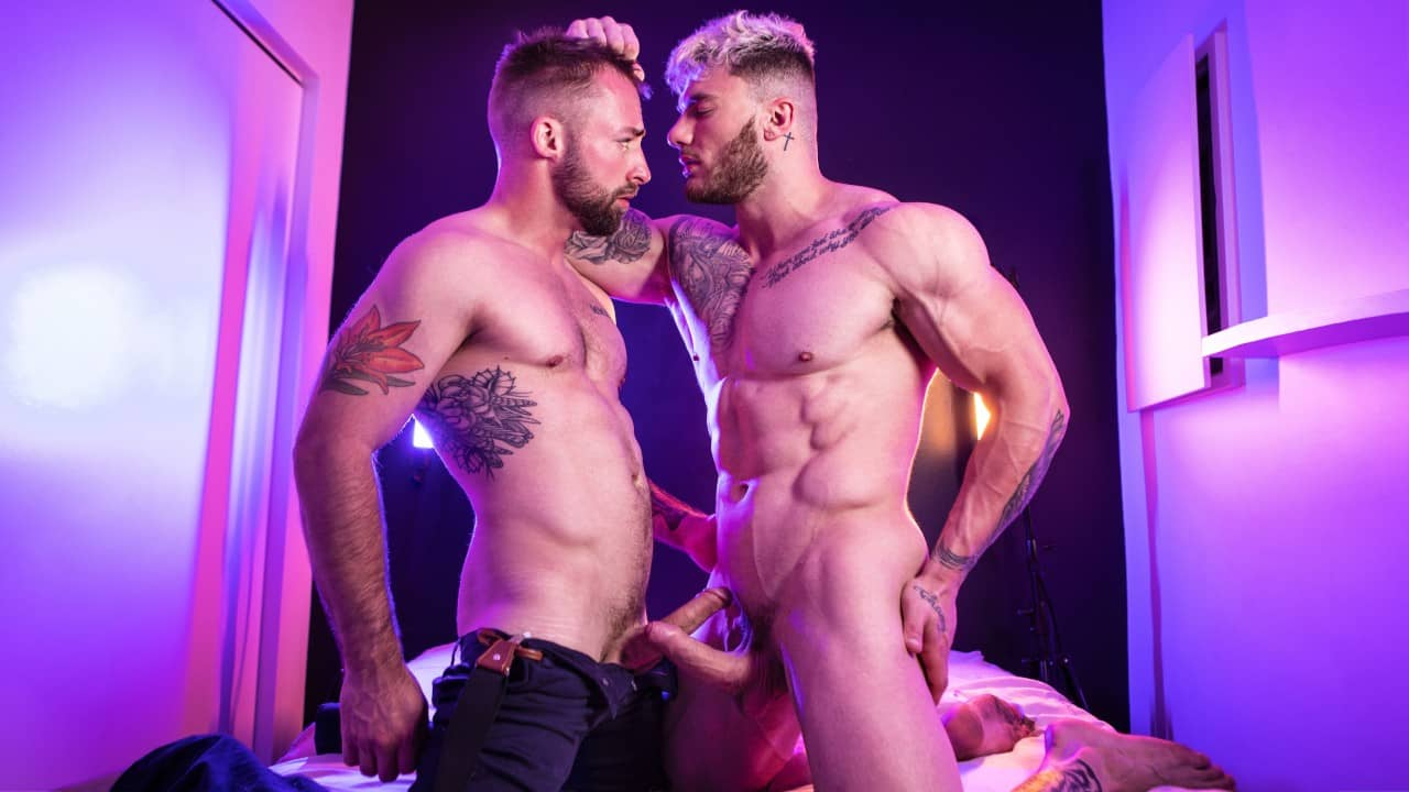 Hooking Up With William Seed – William Seed and Jeremy London