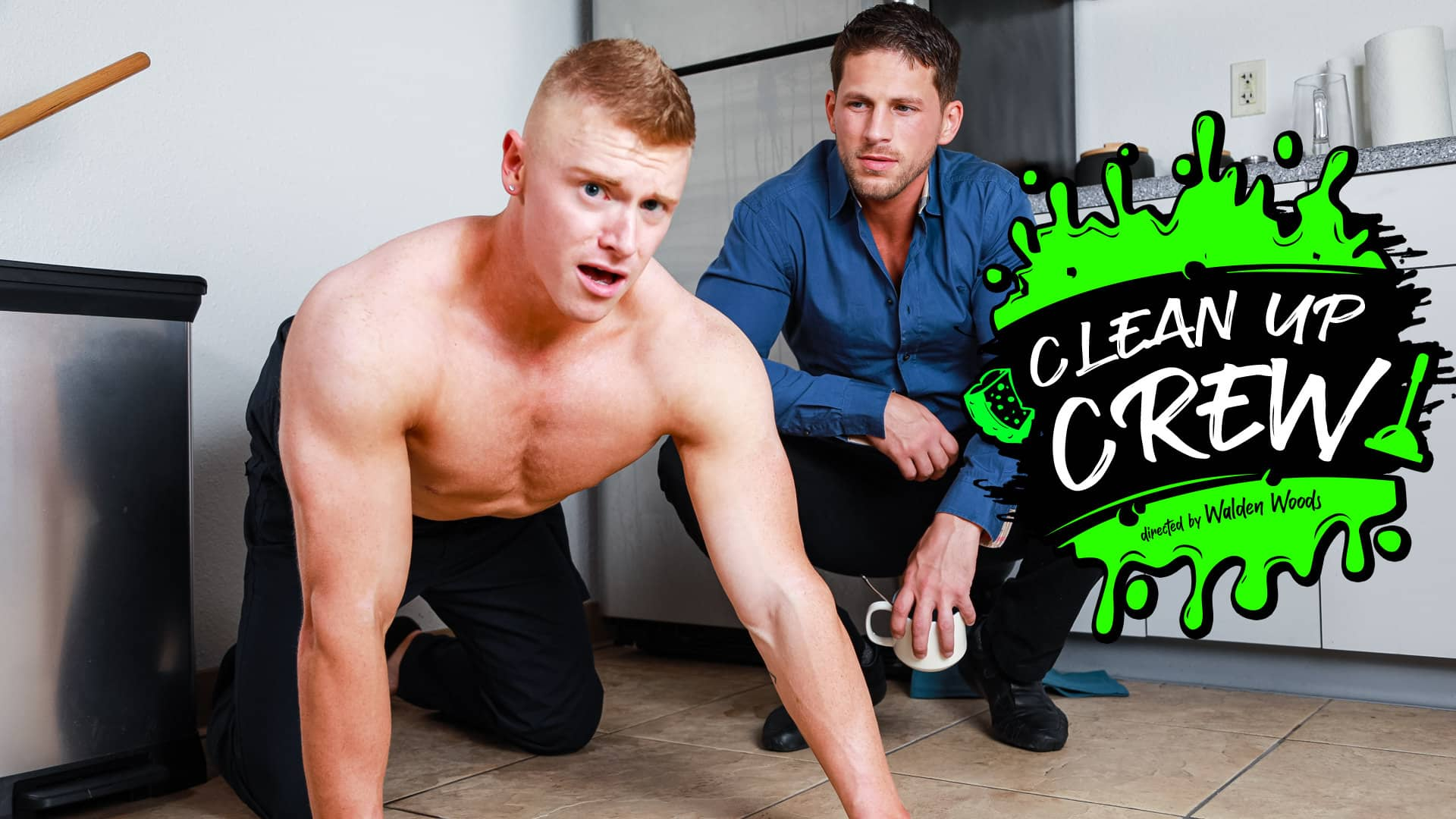 Clean Up Crew, Member Fantasy – Alex Tanner and Roman Todd