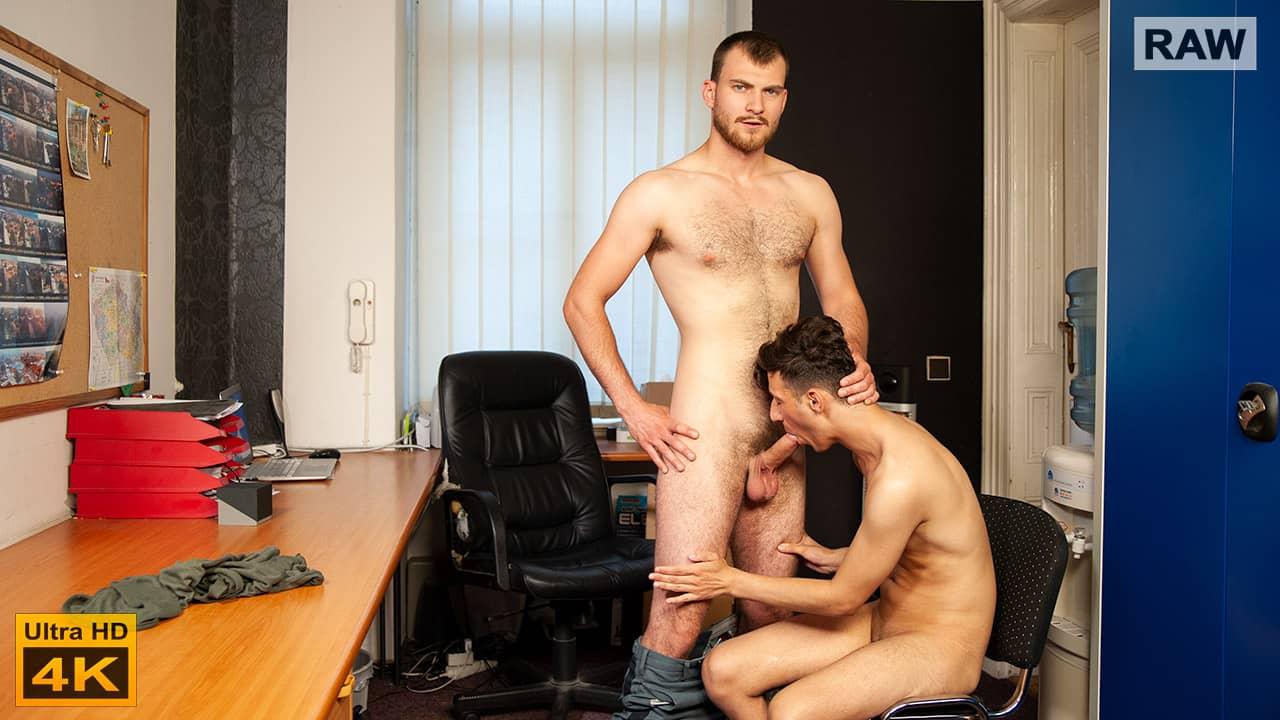 Denis Pletak and Filip Kucera RAW