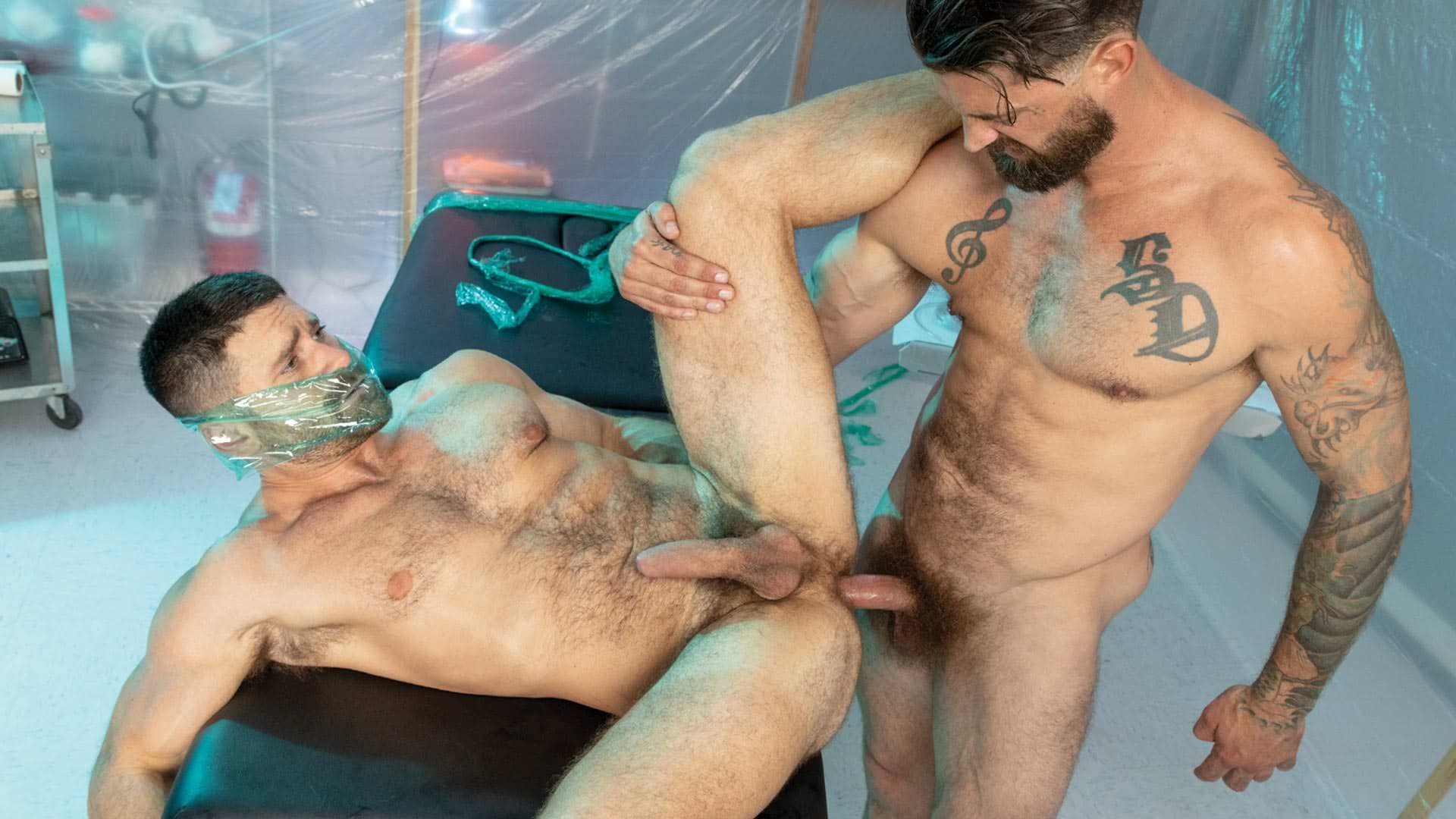 Wrapped, Scene 2 – Beau Butler and Alpha Wolfe