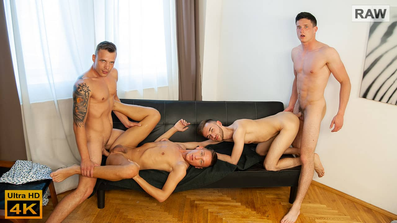 Wank Party 136, Part 2 RAW