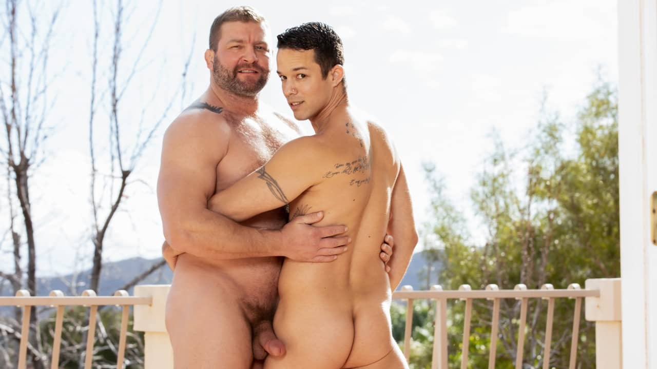 Don't Tell My Wife Vol. 2 Scene 3 – Colby Jansen and Nic Sahara