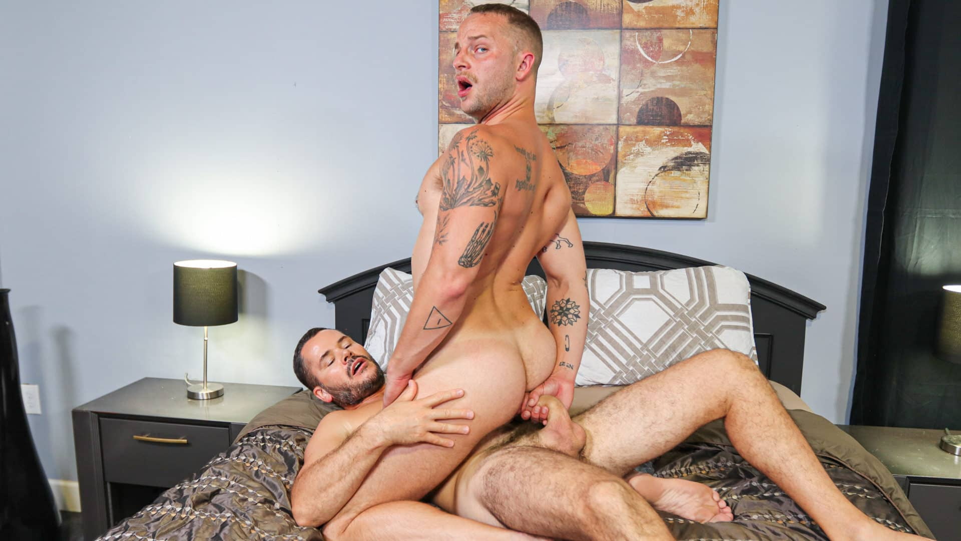 Gimme That Big Cock! – Valentin Petrov and Bryce Hart