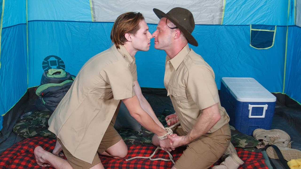Practicing Knots – Shae Reynolds and Brian Bonds