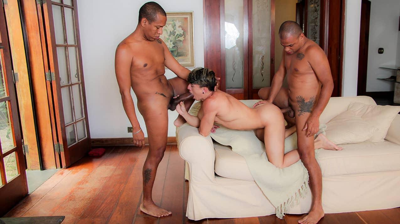 Hugo, Victor and Nando Chaves