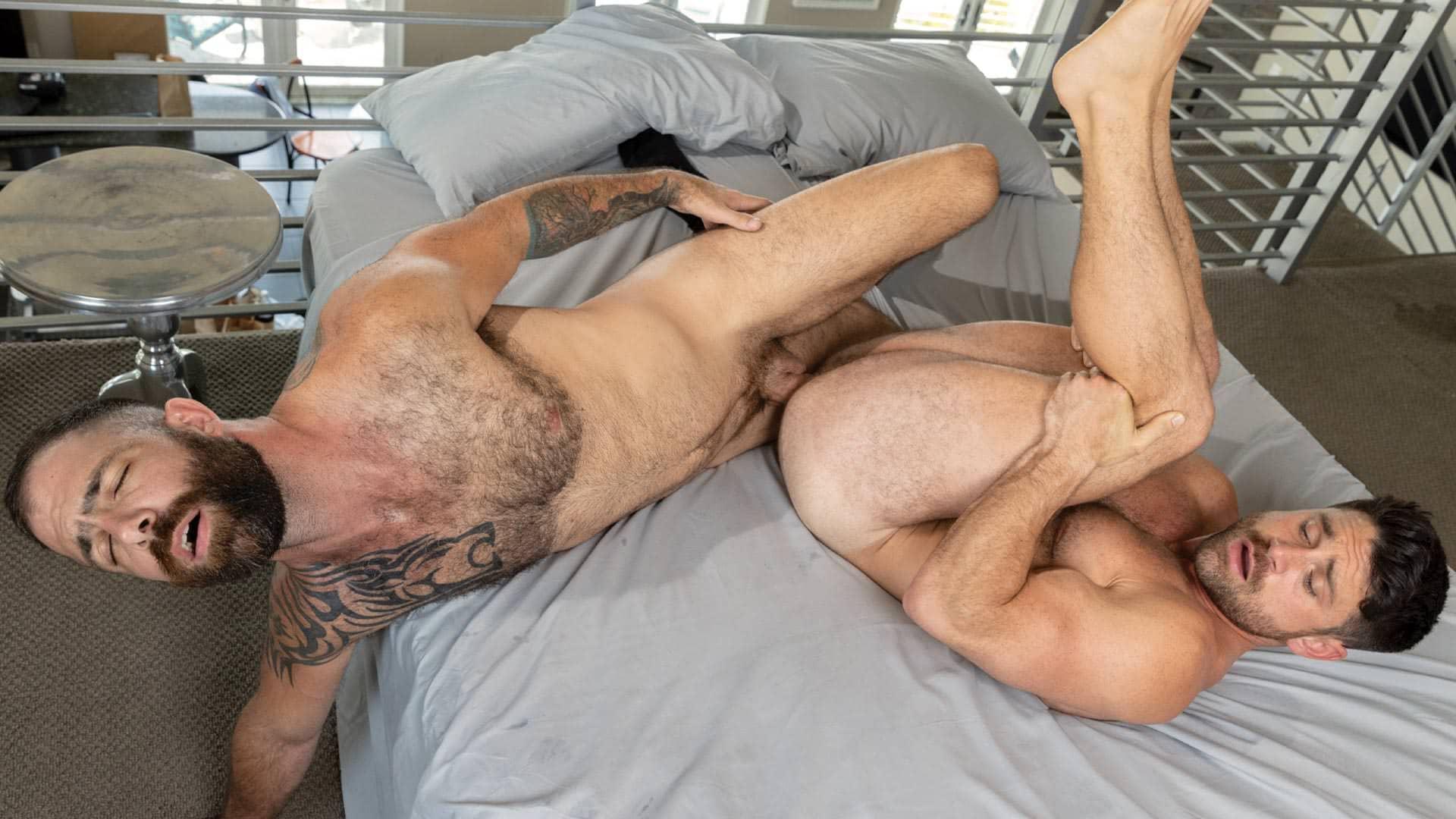 Just Sex, Scene 1 – Jake Nicola and Beau Butler