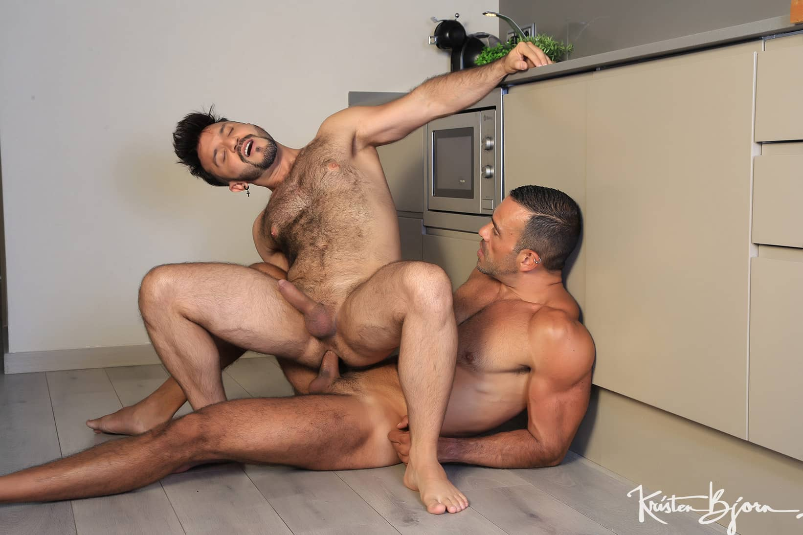 Casting Couch 452 – Nicolas Bardem and Kike Gil