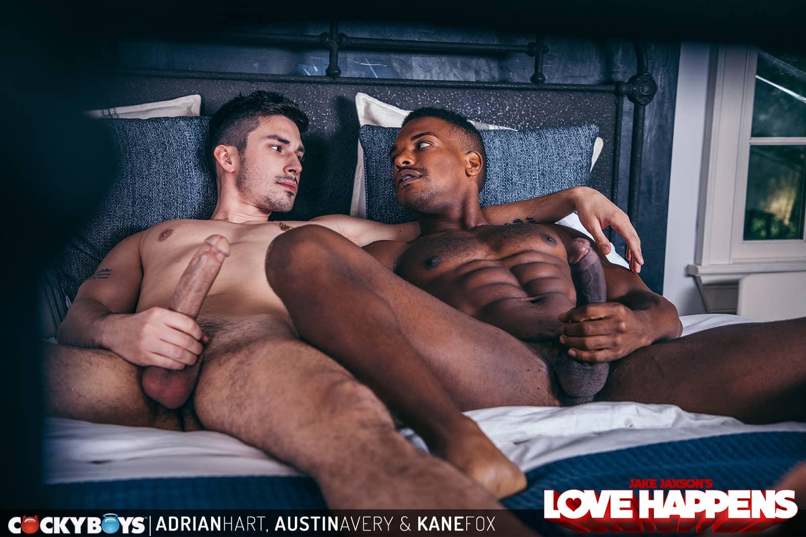 Love Happens – Austin Avery, Kane Fox and Adrian Hart