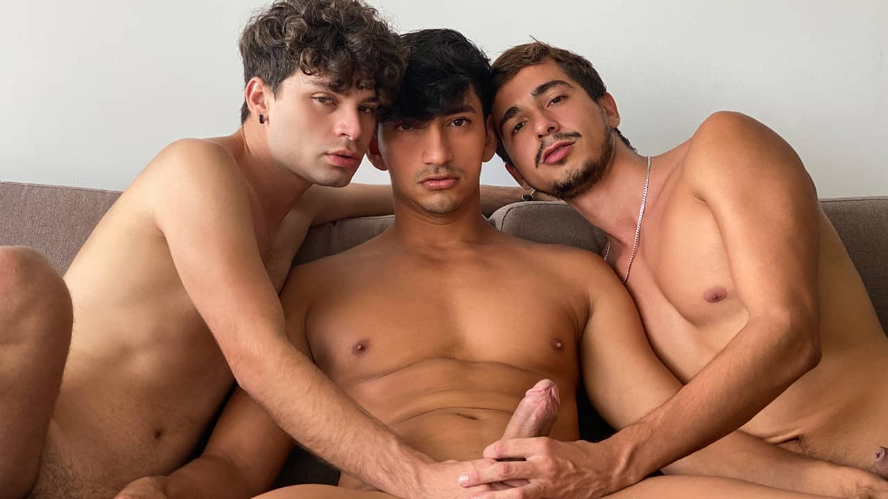 Numero 191, Smile, We're on Camera – Marco, Joe Dave and Lucca