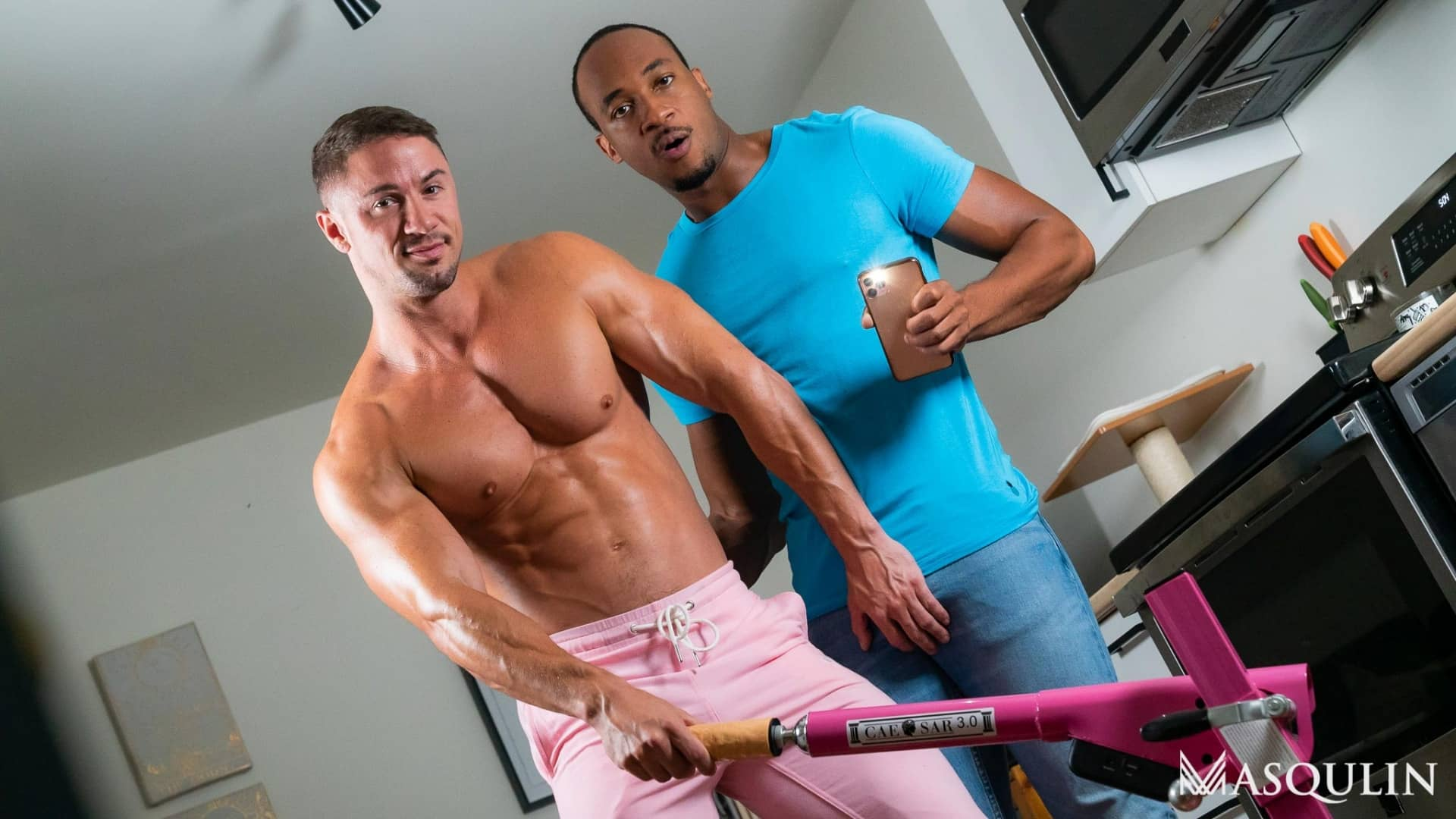 The Electrician – Skyy Knox and Trent King
