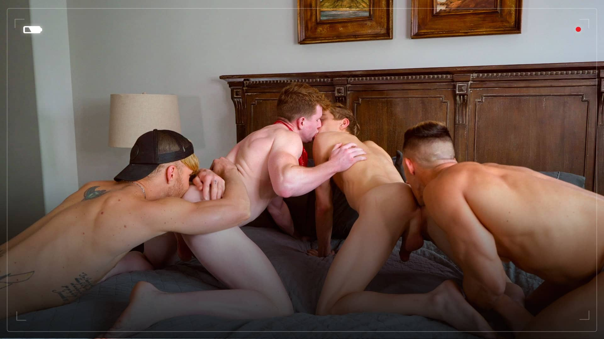 Let's All Fuck – Jax Thirio, Jesse Bolton, Max Lorde and Devyn Pauly