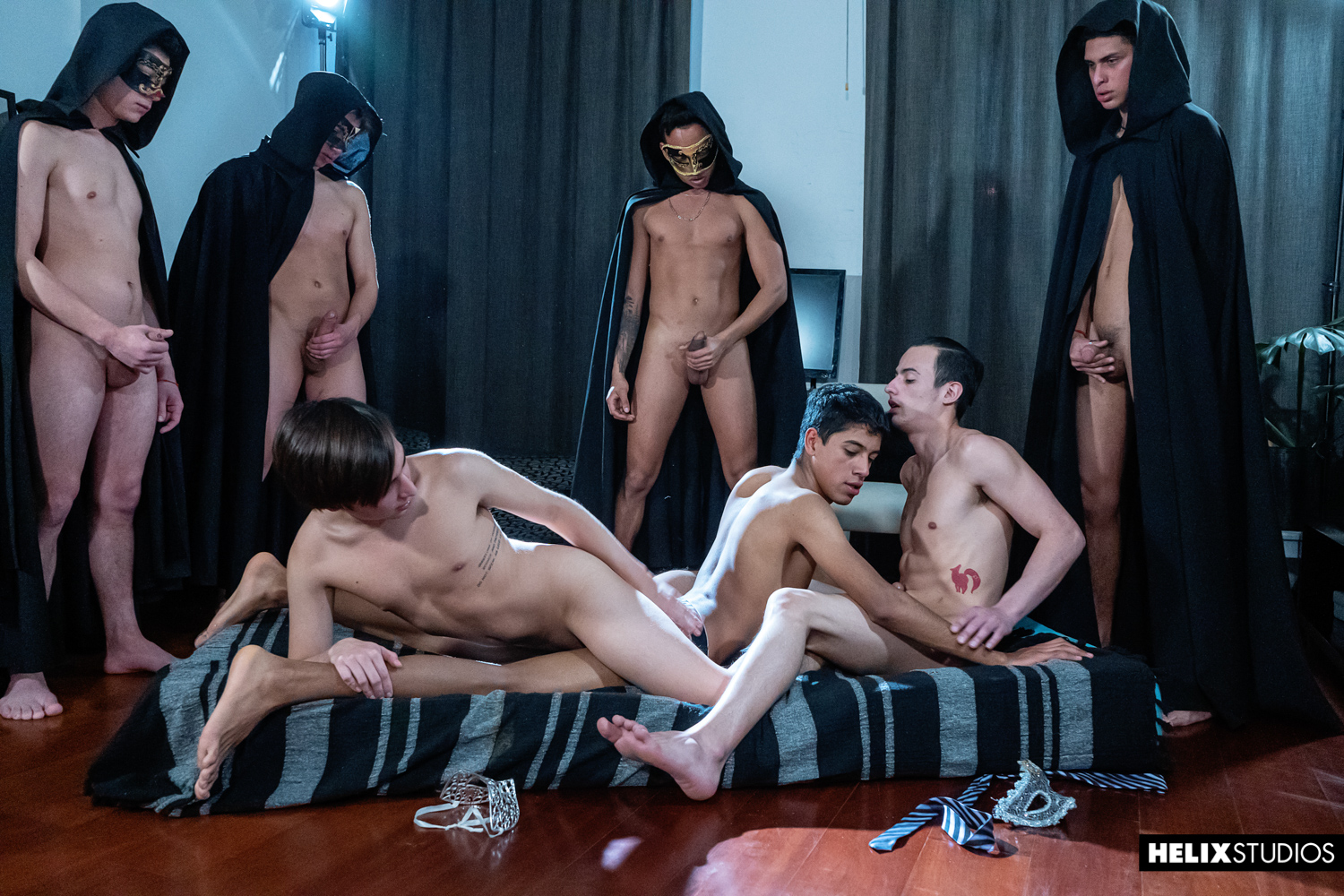 Brotherhood Sessions: Part One, I Wanna Be A Brother – Dave Andrew, Sly Conan, Aubin Durand and El Maestre